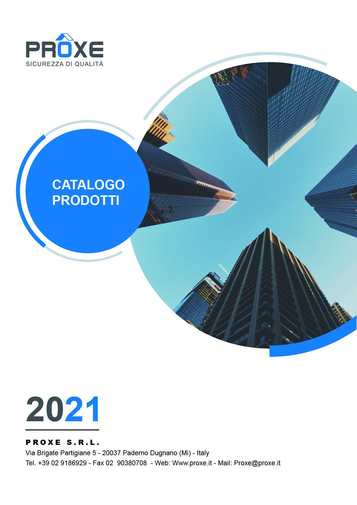 Catalogo Proxe 2021